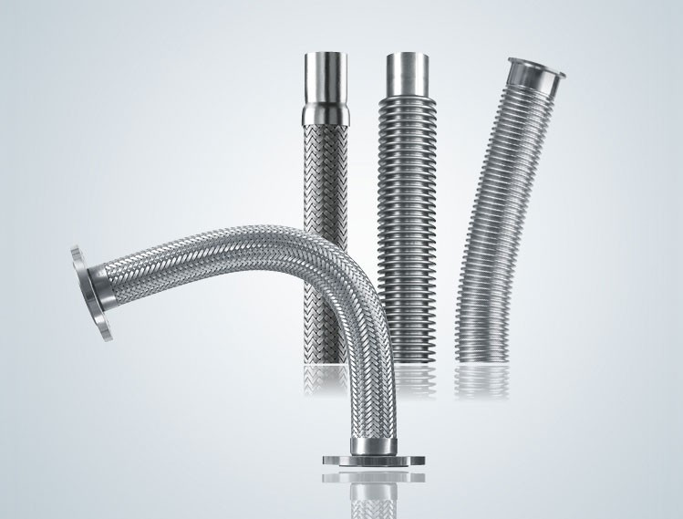 Product Overview Corrugated Hoses stainless steel Witzenmann